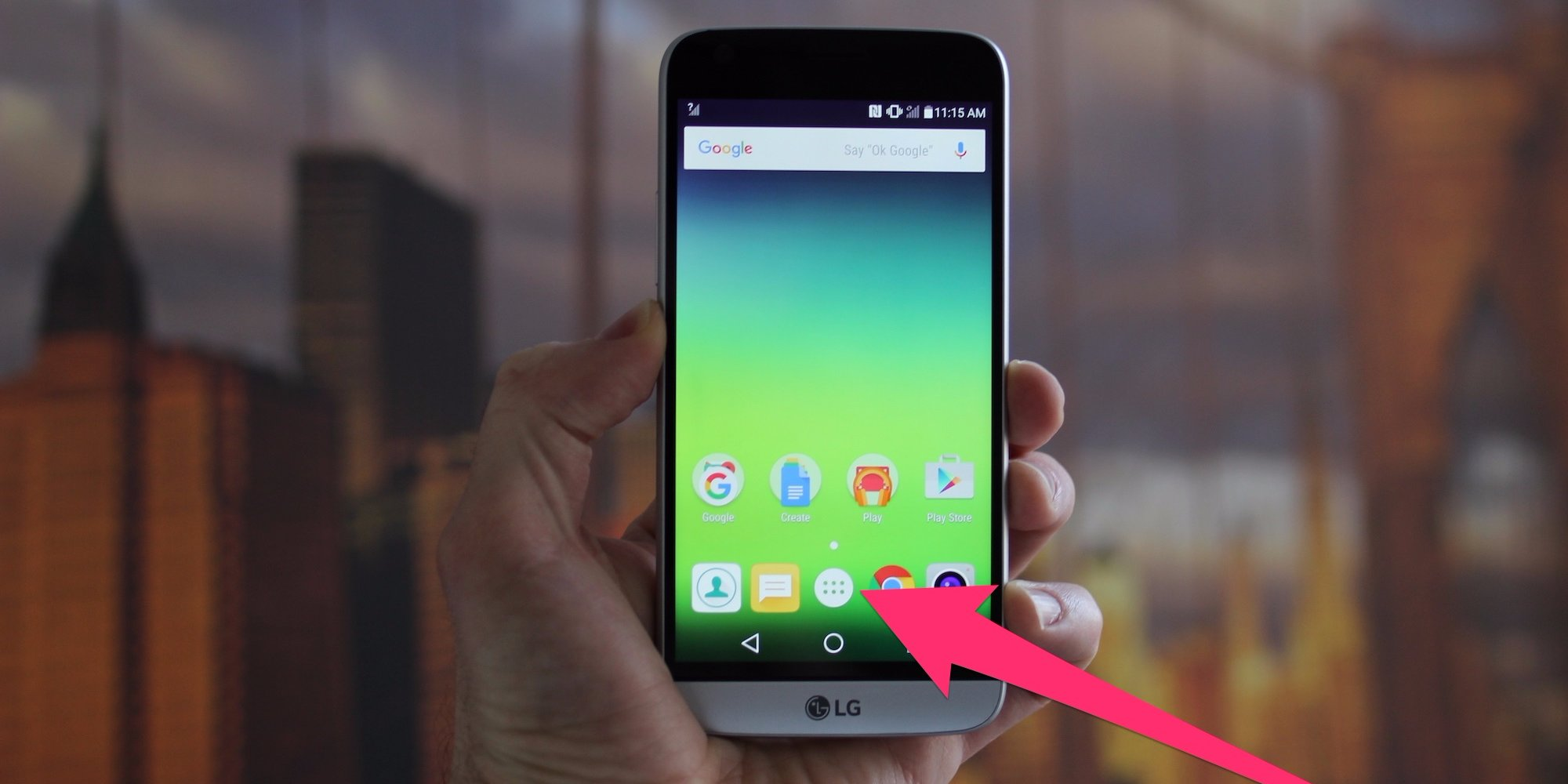 how to download music on to an lg g5