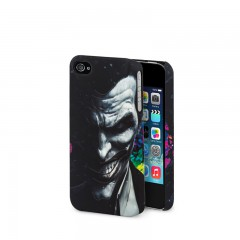 LUXO Apple iPhone 4 - 4S Joker Desenli Kılıf