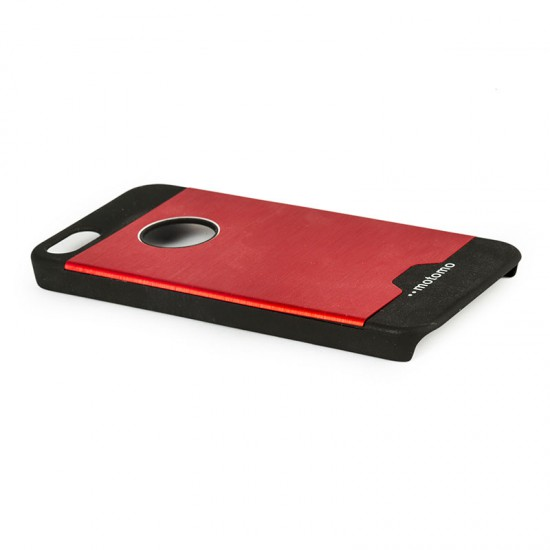 Motomo Round Apple iPhone 5/ 5S/ SE Rubber Kılıf