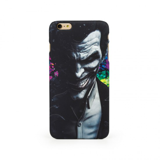 Luxo Apple iPhone 6 Plus - 6S Plus Joker Desenli Kılıf