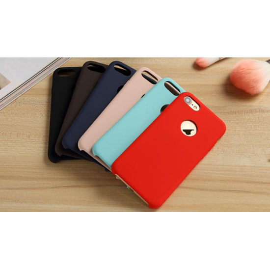 Totu Design Apple iPhone 7 - 8 Turkuaz Magnet Kılıf