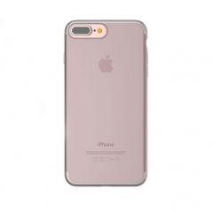 Totu Design Apple iPhone 7 Plus - 8 Plus Ultra İnce Şeffaf Kılıf