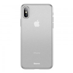 Baseus Apple iPhone XS Max Wing Case Kılıf - Beyaz