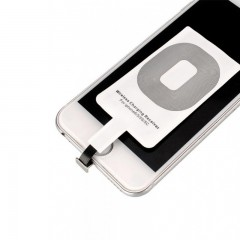 Secron Apple iPhone Lightning IOS Wireless Kablosuz Şarj Adaptörü