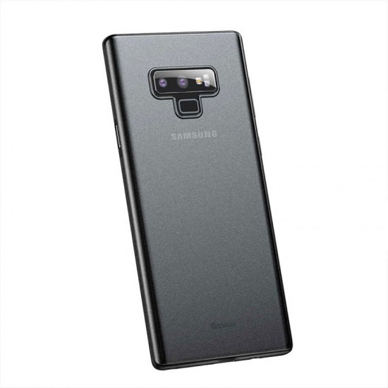 Baseus Samsung Galaxy Note 9 Wing Case Kılıf - Transparan