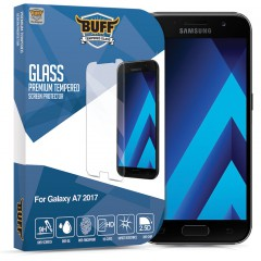Buff Glass Samsung Galaxy A7 2017 Ekran Koruyucu Cam