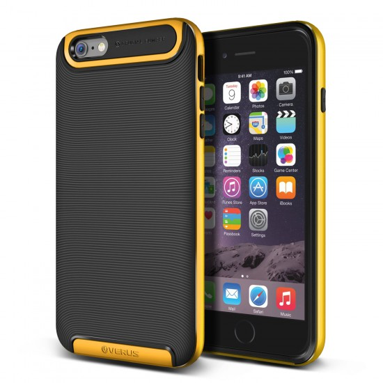 Verus iPhone 6 Plus Crucial Bumper Kılıf Special Yellow