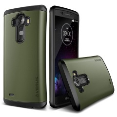 Verus Lg G4 Case Thor Series Kılıf HARD DROP Military