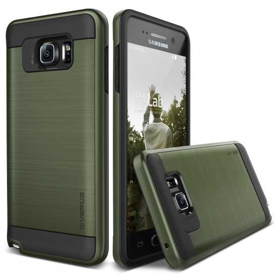 Verus Samsung Galaxy Note 5 Case Verge Kılıf Military
