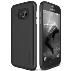 Verus Samsung Galaxy S7 Single Fit Kılıf Phantom Black
