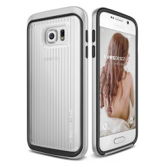 Verus Samsung Galaxy S7 Edge Triple Mixx Kılıf Light Silver