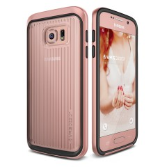 Verus Samsung Galaxy S7 Edge Triple Mixx Kılıf Rose Gold