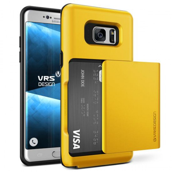 VRSDESIGN Samsung Galaxy Note 7 Damda Glide Series Kılıf Special Yellow