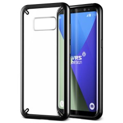 VRS Design Samsung Galaxy S8 Plus Crystal Mixx Kılıf Black