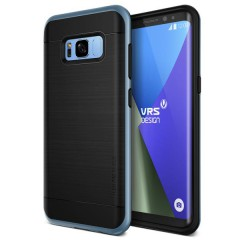 VRS Design Samsung Galaxy S8 Plus High Pro Shield Kılıf Blue Coral