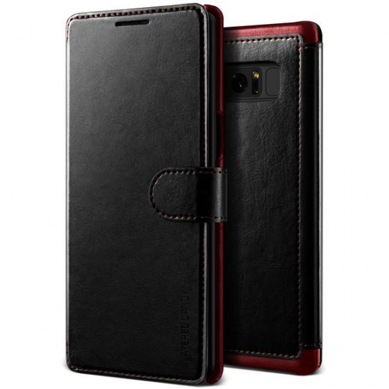VRS Samsung Galaxy Note 8 Dandy Layered Kılıf Black