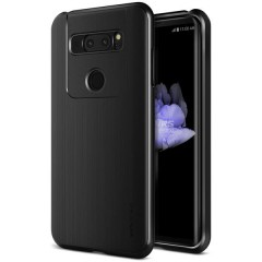 VRS Design LG V30 High Pro Shield Kılıf Dark Silver