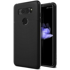 VRS Design LG V30 Single Fit Kılıf Black