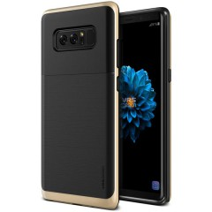 VRS Samsung Galaxy Note 8 High Pro Shield Kılıf Shine Gold