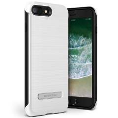 VRS Design iPhone 8 Plus / 7 Plus New Duo Guard Kılıf Cream White