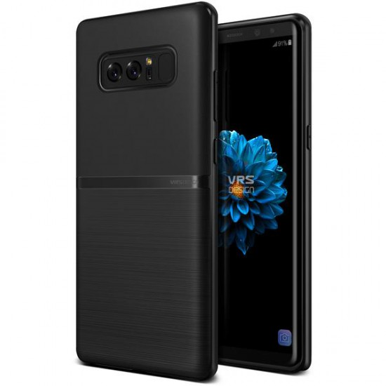VRS Samsung Galaxy Note 8 Single Fit Kılıf Blue