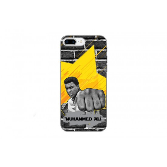 iPhone 7 Plus Muhammed Ali Rubber Kılıf
