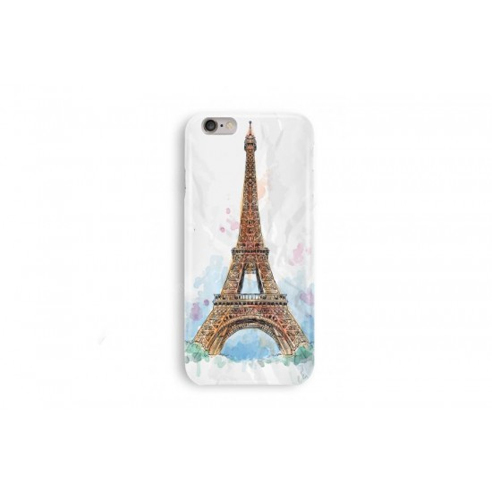 iPhone 6/6s Paris Rubber Kılıf