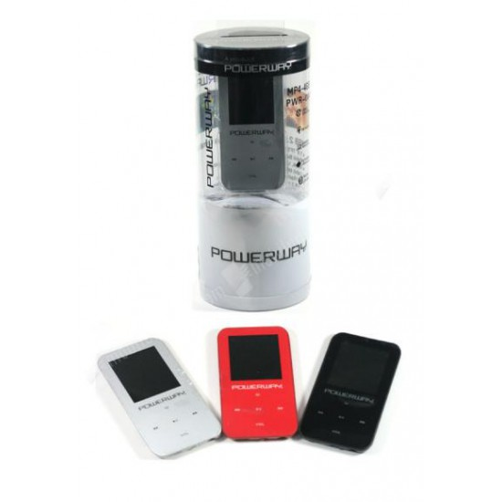 Powerway MP4 Player PWR-004 4GB