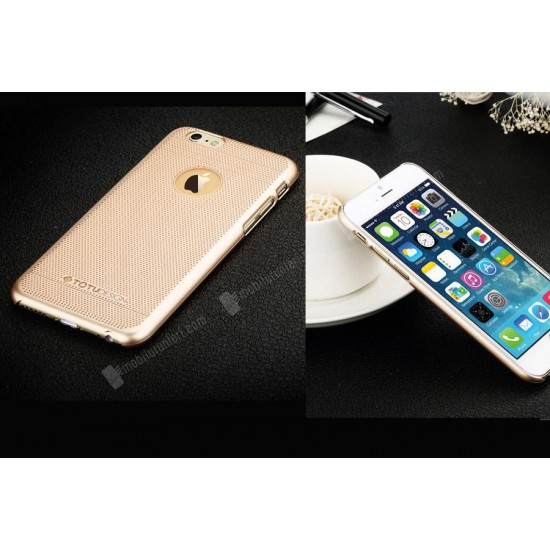 Totu Ambulatory iPhone 6 / 6s Lüks Kılıf Gold