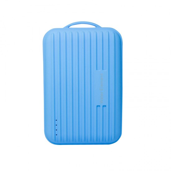 Water Element 7500 mAh Silikon Powerbank  / P10 Mini