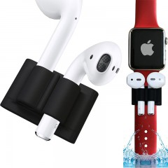 Secron Apple iPhone AirPod Saat Tutucu
