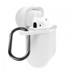 Secron Apple iPhone AirPod Koruyucu Silikon Kılıf