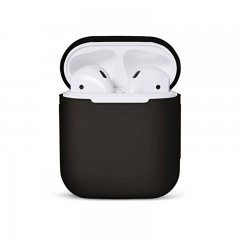 Secron Apple iPhone AirPod Koruyucu Silikon Kılıf Model 2