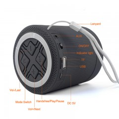 Secron L3 Mini Bluetooth Speaker Hoparlör