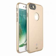 Totu Design iPhone 7 - 8 Color Series Kılıf - Gold