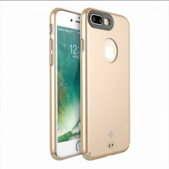 Totu Design iPhone 7 Plus - 8 Plus Color Series Kılıf - Gold